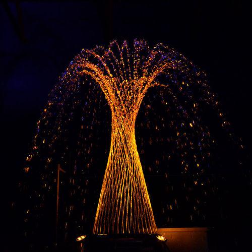 Strahler für Aufbau - Crystal Fountains