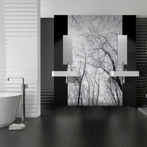 Innenraum-Fliesen / Wand / Feinsteinzeug / 25x75 cm