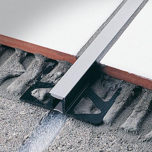 Kunststoff-Dehnungsfuge / für Böden
