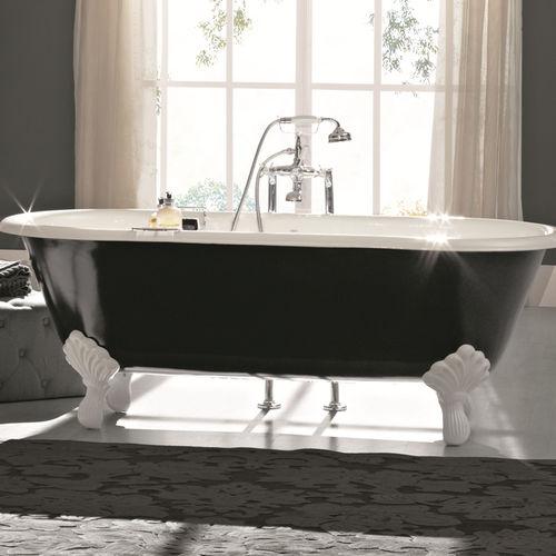 Badewanne auf Füßen - BLEU PROVENCE