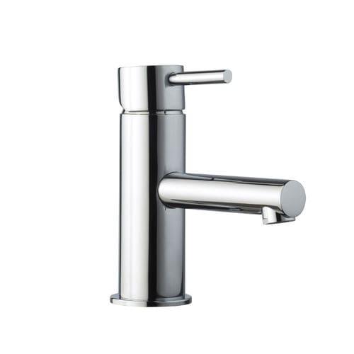 Einhebelmischer für Waschtisch / verchromtes Metall / mit Swarovski® Kristall / für Badezimmer