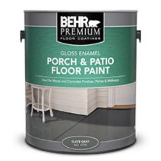 Dekorfarbe / Für Fußböden / Für Beton / Innenbereich