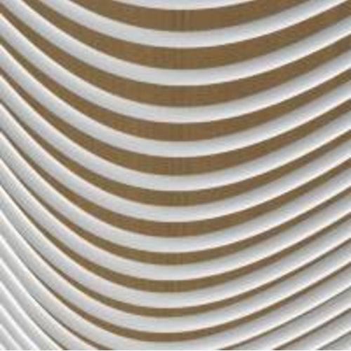 Holzdekorplatte / Mineralwerkstoff / aus Harz / wandmontiert