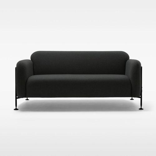 modernes Sofa / Stoff / für Hotels / für Büro