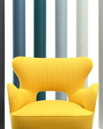 Möbelstoff / Gardinen / Wand / Streifenmuster