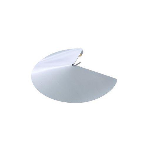Tischlampe / modern / Stahl / aus PVC