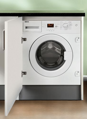 Frontlader-Waschmaschine / Einbau