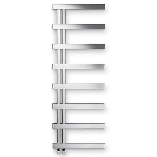 elektrischer Badheizkörper / Heißwasser / Stahl / modern