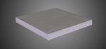 Sandwich-Dämmplatte / für Wände / Glasfaser-Deckplatte / extrudierter Polystyrenkern / Euroklasse E
