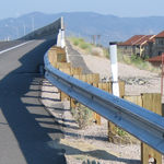 Stahlleitplanke / Straßen FLEAT 350 Armtec