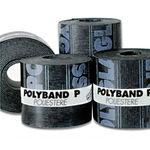 Bitumen-Abdichtungsbahn / aus Polymermaterial / aus Elastomer / Polyester
