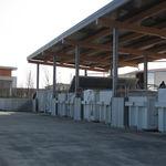 flexibler Tank / erdverlegt / zur Altöl-Sammlung / Stahlbeton