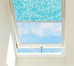"Projektions-Dachfenster / Holz / Aluminium / Doppelverglasung SOLAR POWERED  ""FRESH AIR""  VELUX"