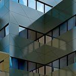 HPL-Fassadenverkleidung / glatt / strukturiert / matt