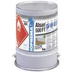 Endbearbeitungs-Putz / Dichtigkeit / für Wände / für Fußboden ALSAN® 500 FT SOPREMA