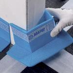 Isolierung zur Schalldämmung / PE-Schaum / für Türen / selbstklebend