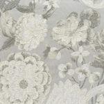 Möbelstoff / Blumenmotive / Baumwolle / Leinen ROUSSEAU Rubelli