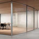 Terrassentür zum Schieben / aus Metall / Doppelverglasung