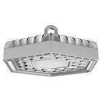 Hängeleuchte / LED / sechseckig / Außenbereich