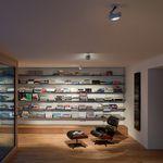 Deckenstrahler / für Innenbereich / LED / rund PIÙ ALTO 3D Occhio