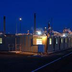 Baucontainer für industrielle Nutzung / für Baustellen