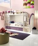 Einzel-Bett / Etagen / modern / für Mädchen CM39 GIESSEGI