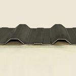 Wellblech / für Fassadenverkleidung / für Dächer