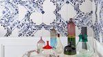 Fliese für Badezimmer / wandmontiert / aus Keramik / Arabesken EVE by Marcel Wanders Ceramica Bardelli