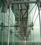 Zugstab für Seiltragwerk