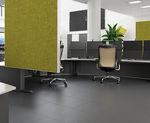 Akustikplatte für Innenausbau / für Decke / für Innenwand / Holz