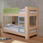 Etagenbett / Einzel / modern / für Kinder