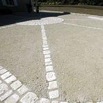Beton-Bodenbelag / Verkehrs / Privathäuser / für öffentliche Bereiche