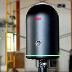 Fließ-Laserscanner