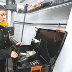 Verbrennungsanalysator