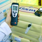 Gewerbe-Thermometer / tragbar