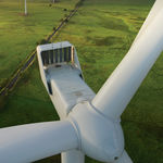 Horizontale-Windkraft§anlage / Dreiblatt / Onshore V136-3.45 MW™ Vestas