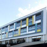 Stahl-Fassadenverkleidung / gestrichen / dauerhaft