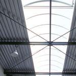 Verkleidungspaneel / Verbundwerkstoff / wandmontiert / für Dächer