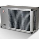 Luft/Wasser-Wärmepumpe / Wohnbereich / für Pool / Außenbereich