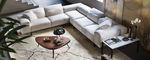 Eck-Sofa / Modul / modern / für Innenbereich 204 SCIGHERA Cassina