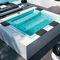 Hot Tub / zum Aufstellen / rechteckig / 4 Plätze / AußenbereichZEN ACTIVE by Marc SadlerGRUPPO TREESSE
