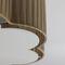 klassische Deckenleuchte / geblasenes Glas / Stoff / Plexiglas®