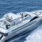 Stoff für Sonnenschutz / uni / Polyester / für Boote