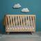 Standardbett / einfach / modern / für Säuglinge