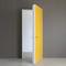 Innenbereich-Tür / einflügelig / Holz / Aluminium