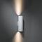 Moderne Wandleuchte / Metall / LED / Halogen LOTIS TUBED Modular Lighting Instruments