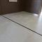 Aluminium-Dehnungsfuge / für Fußböden