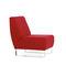 modulierbares Sofa / modern / Stahl / Stoff