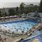 Erdverlegtes Schwimmbecken / Beton / für Aquapark / Wellen WAVE  Polin Waterparks