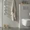 Installationselement für Wandtoiletten / mit Spülkasten